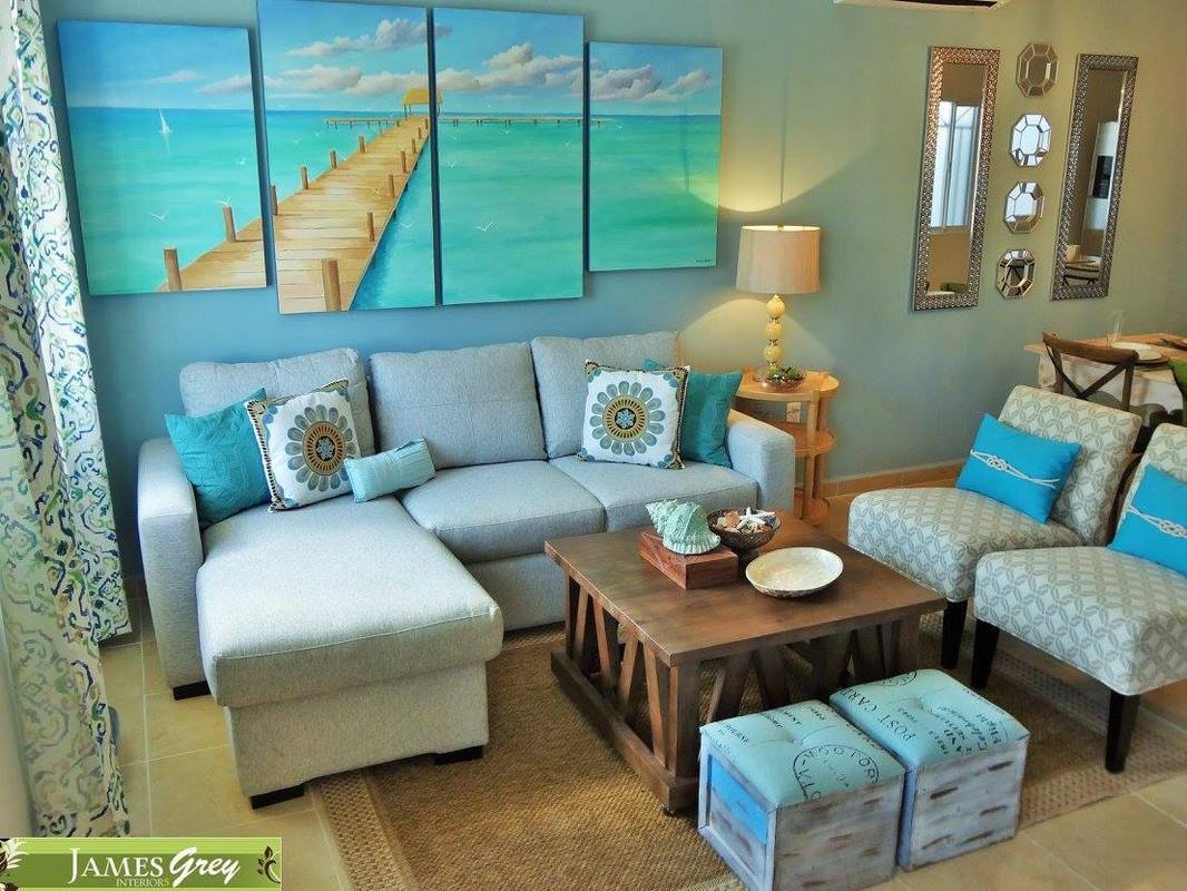 Fresh Inspired Beach Bungalow 2016
